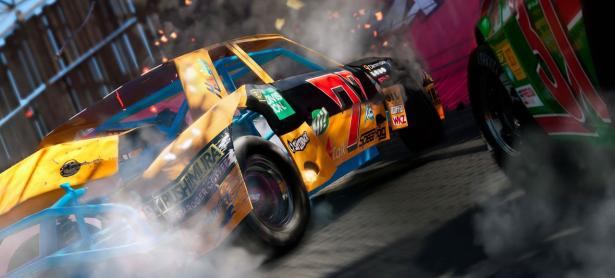 Demolition Derby es la próxima disciplina de <em>The Crew 2</em>