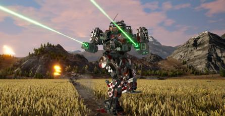Comparten fecha de lanzamiento de <em>MechWarrior 5: Mercenaries</em>