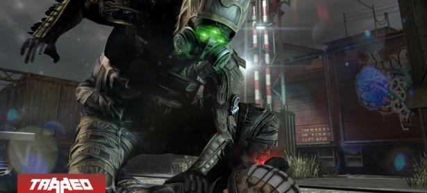 Después de 5 años <em>Splinter Cell</em> volvería en The Game Awards