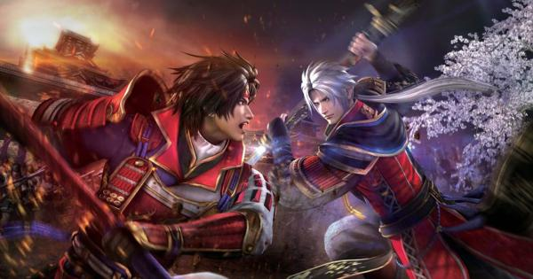 Anuncian Samurai Warriors 4 DX para PS4 y Switch