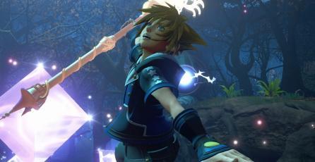 Revelan cuanto espacio necesitarás para instalar <em>Kingdom Hearts III</em>