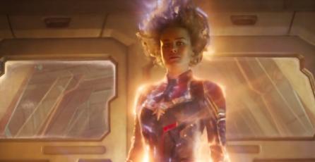 """Capitana Marvel estrenó un nuevo trailer con el desenlace del golpe a la """"señora"""""""