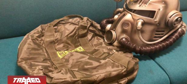 Bethesda cambiará las bolsas de Nylon por mochilas reales en edición de Fallout 76