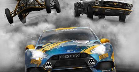 Checa cómo luce <em>V-Rally 4</em> en Nintendo Switch
