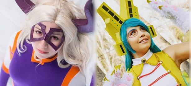 Boku no Hero: Una galería de cosplayers para celebrar el estreno de Two Heroes