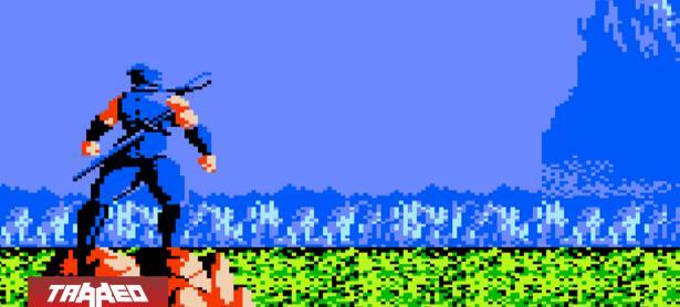 """Ninja Gaiden de NES llega como """"clásico del recuerdo"""" a Nintendo Switch Online"""