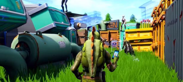 Crea divertidos juegos en el modo Creativo de <em>Fortnite</em>