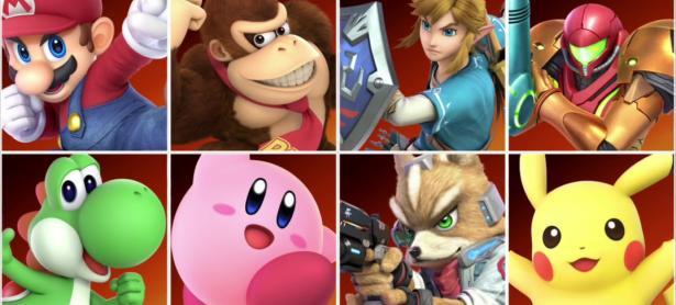 Super Smash Bros. Ultimate se puede jugar con un solo joy-con