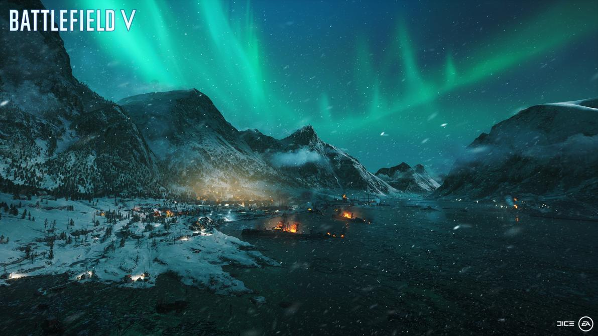 La evolución del clima en <em>Battlefield V</em>
