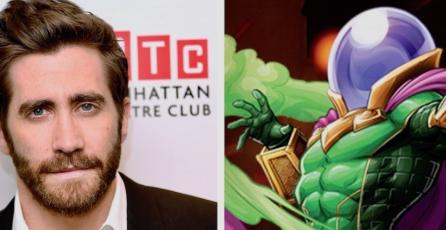 Jack Gyllenhaal confirmó que será Mysterio en Spider-Man: Far from home