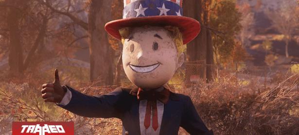 OTRA MÁS: Bethesda filtra por error hasta la tarjeta de crédito de usuarios de Fallout 76