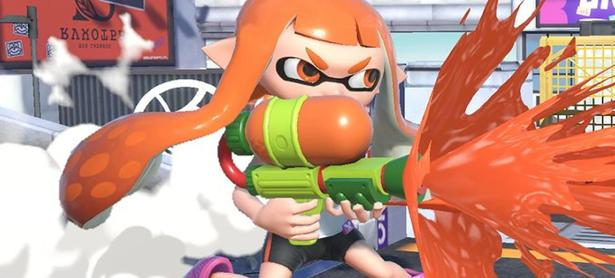 <em>Splatoon 2</em> celebrará el debut de <em>Super Smash Bros. Ultimate</em>