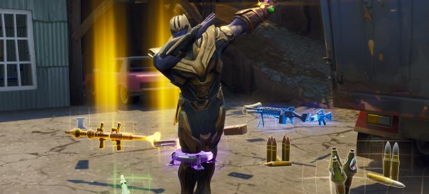 Thanos volverá con el poder del guantelete en nuevo evento de Fortnite