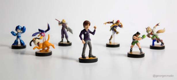 Masahiro Sakurai, creador de Smash tiene su propia figura