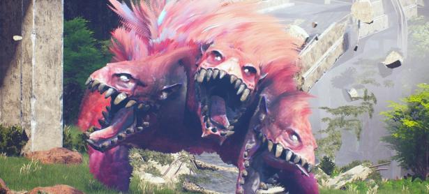 Enfrentarás enormes criaturas en <em>Biomutant</em>