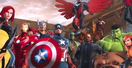 Checa el primer trailer de <em>Marvel Ultimate Alliance 3: The Black Order</em>