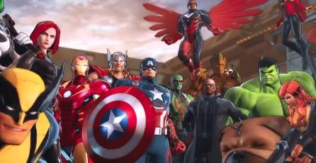 Marvel Ultimate Alliance 3: The Black Orden fue anunciado en exclusiva para Nintendo Switch