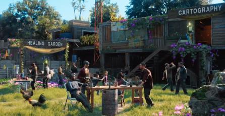 <em>Far Cry New Dawn</em> te llevará a un mundo abierto y postapocaliptico