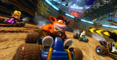 ¡Activision revela<em> Crash Team Racing Nitro-Fueled</em> en The Game Awards 2018!