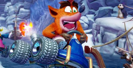 Checa las primeras imágenes de <em>Crash Team Racing Nitro-Fueled</em>