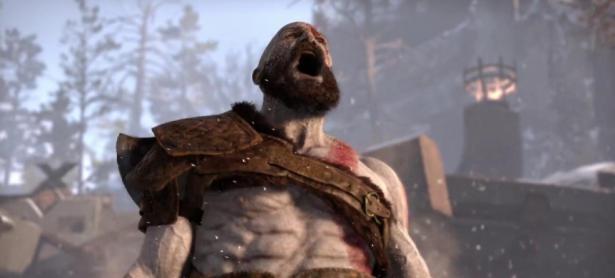 God of War fue elegido el juego del año durante The Game Awards