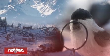 Vikendi es el extenso y esperado mapa nevado de PUBG que llegó a PC