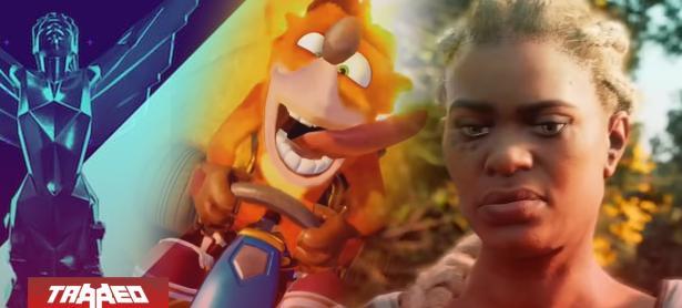 Estos son los mejores juegos y trailers presentados en The Game Awards