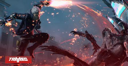 Capcom libera demo abierta de Devil May Cry 5 y enseña nuevo trailer del juego