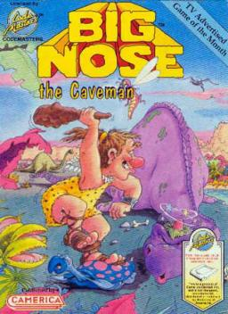 Big Nose: The Caveman