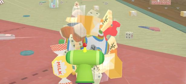 <em>Katamari Damacy REROLL</em> ya está disponible en Switch y PC
