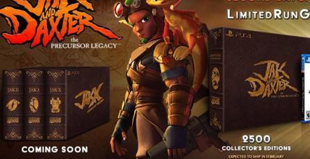 Entregas clásicas de <em>Jak and Daxter</em> tendrán lanzamiento físico para PS4