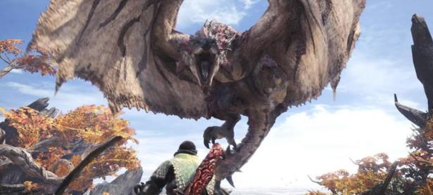 Capcom prepara un anuncio sobre <em>Monster Hunter World</em>