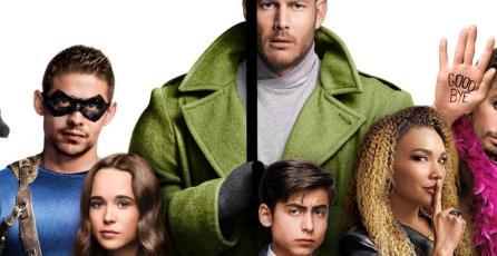 The Umbrella Academy estrenó trailer para su serie de Netflix