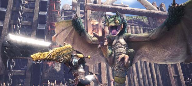 Capcom anuncia <em>Monster Hunter World: Iceborne</em>