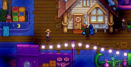 El multijugador de <em>Stardew Valley</em> debutará esta semana en Nintendo Switch