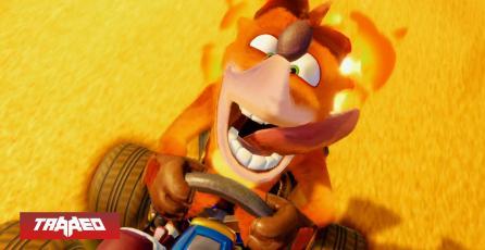 Activision anuncia que Crash Team Racing Nitro-Fueled contará con nuevas pistas de carreras