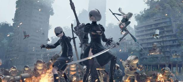 Square Enix confirma <em>NieR: Automata Game of the YoRHa Edition</em>
