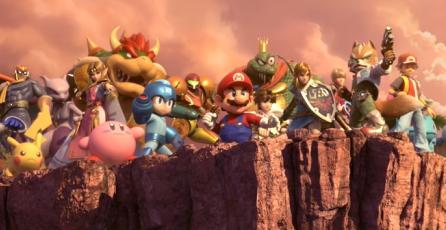 Policía fue llamado por quejas de ruidos molestos y se quedó jugando Super Smash Bros. Ultimate