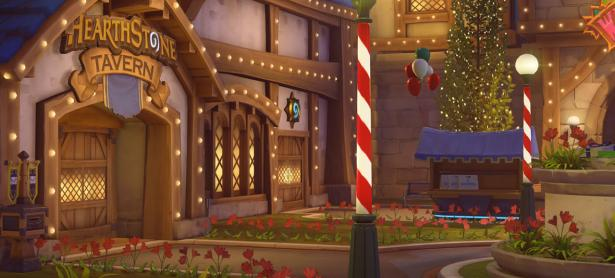 El evento invernal de <em>Overwatch</em> ya está disponible