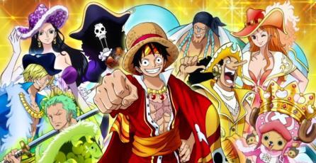 One Piece fue elegido el manga más representativo de nuestra era