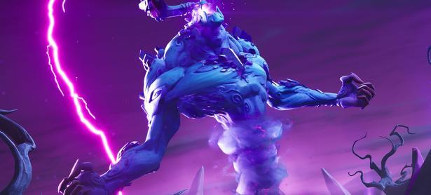Derrota al Rey de la tormenta en <em>Fortnite</em> y recibe un regalo