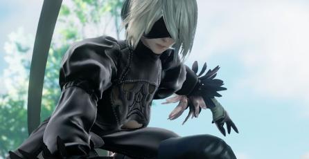 Protagonista de <em>NieR: Automata</em> llegará muy pronto a <em>Soulcalibur VI</em>