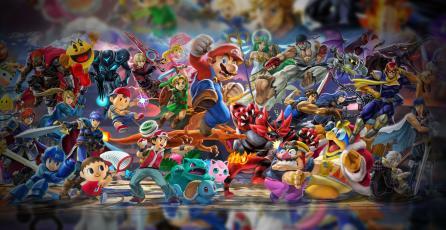<em>Super Smash Bros. Ultimate</em>