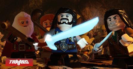 Aprovecha por tiempo limitado una copia gratis de Lego: El Hobbit