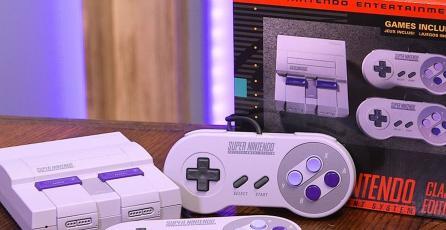 NES y SNES Classic no serán distribuidos después de Navidad en América