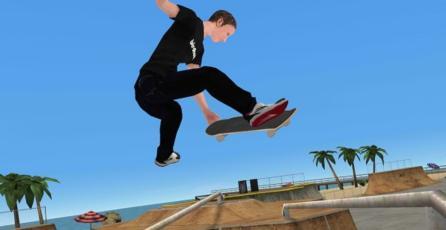 Tony Hawk lanza un juego free-to-play para móviles