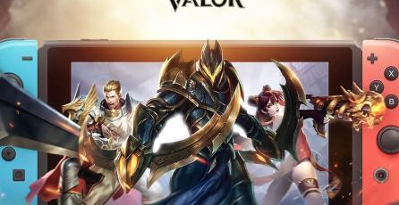 <em>Arena of Valor</em> ya alcanzó 1 millón de descargas en Switch