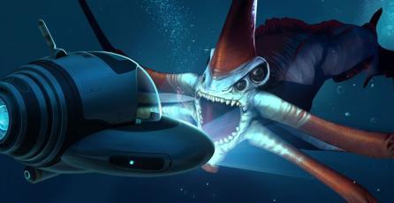 Obtén gratis <em>Subnautica</em> para PC en la Epic Games Store