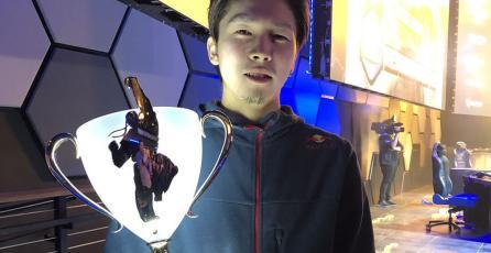 Gachikun es el campeón de la Capcom Cup 2018