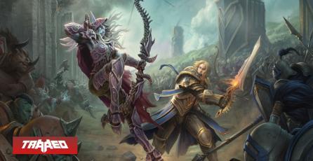 Por primera vez la Horda y la Alianza se podrán comunicar en World of Warcraft